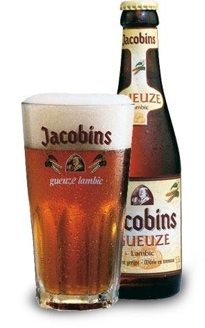 Gueuze Gueuze Jacobins Omer Vander Ghinste Brewery