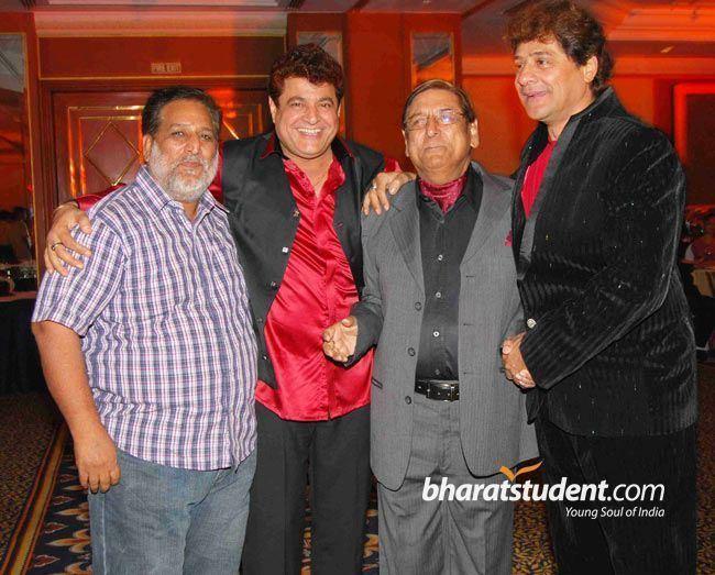 Gufi Paintal Arjun amp Gufi PaintalArun Govil39s Son Wedding Reception
