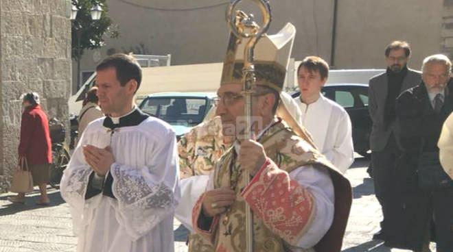 Guglielmo Borghetti Per San Giovanni di Imperia la seconda volta del vescovo Guglielmo