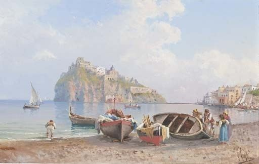 Guglielmo Giusti Guglielmo Giusti Works on Sale at Auction Biography