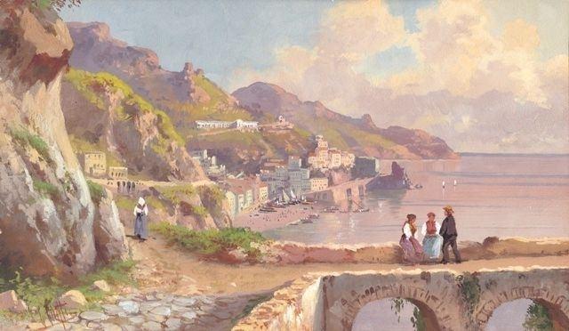 Guglielmo Giusti Item 2 Guglielmo Giusti 18241916 Auction 30 CLASSIC ART