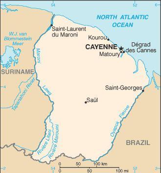 Guianan Créole