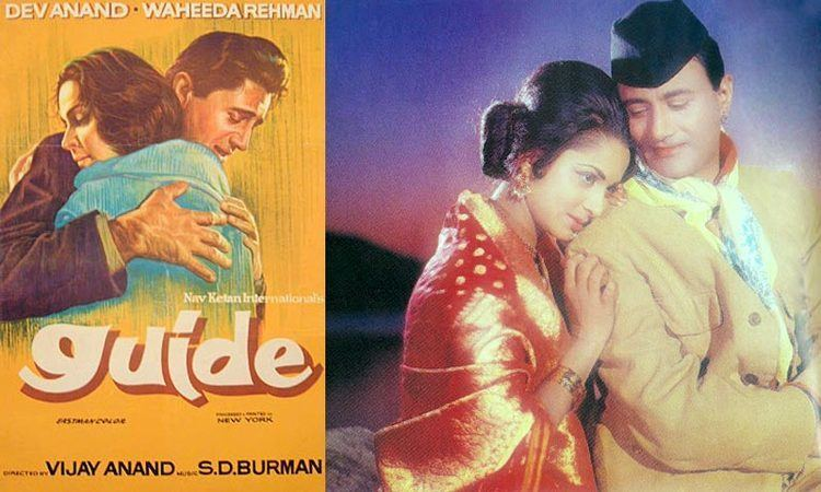 GUIDE Movie Review Story 1965 ReadmeINDIA