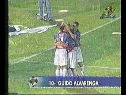 Guido Alvarenga COPA 1999 CERRO 4 OLIMPIA 3 GOL DE ALVARENGA YouTube