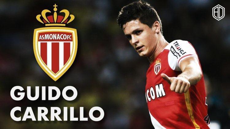 Guido Carrillo Guido Carrillo Goals Skills Assists AS Monaco 201516