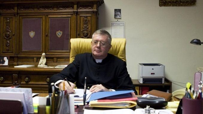 Guido Pozzo The Eponymous Flower Archbishop Guido Pozzo