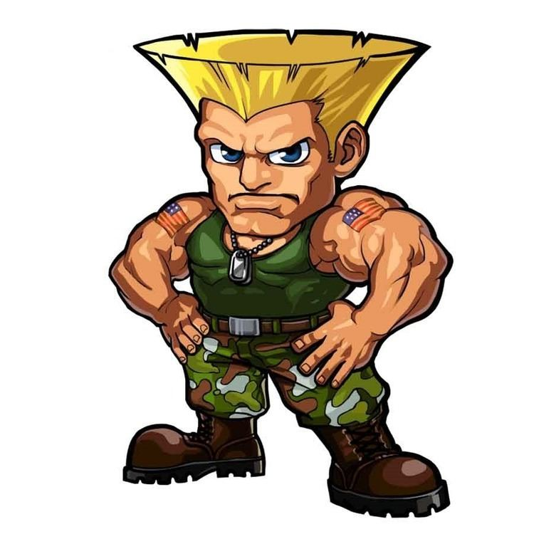 street fighter guile haircut