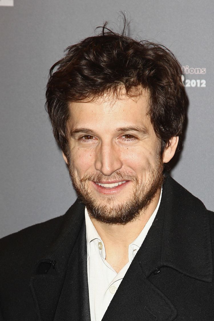Guillaume Canet Guillaume Canet arrived at a party in Paris Marion