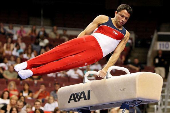 Guillermo Alvarez (gymnast) Guillermo Alvarez Pictures 2008 US Olympic Team Trials