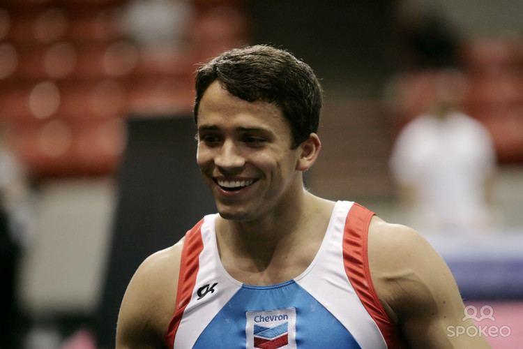 Guillermo Alvarez (gymnast) Guillermo lvarez Photos 20080522 Houston TX