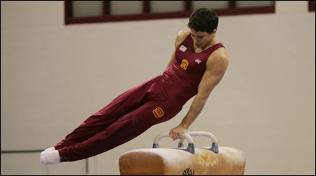 Guillermo Alvarez (gymnast) Can a healthy Gopher achieve the perfection he needs to