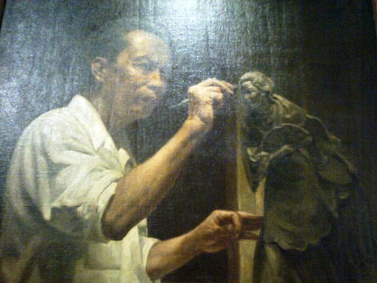 Guillermo Tolentino NATIONAL MUSEUM Guillermo Tolentino BICOLANO PENGUIN39S WONDERLOG
