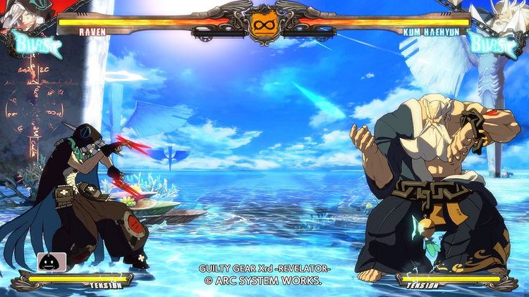 Guilty Gear Guilty Gear Xrd Revelator New Fighter Primer PlayStationBlog