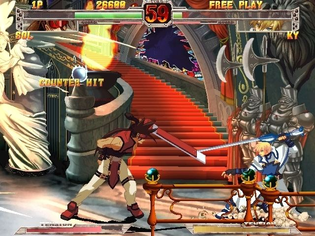 Guilty Gear X Guilty Gear X Dreamcast Isos Downloads The Iso Zone