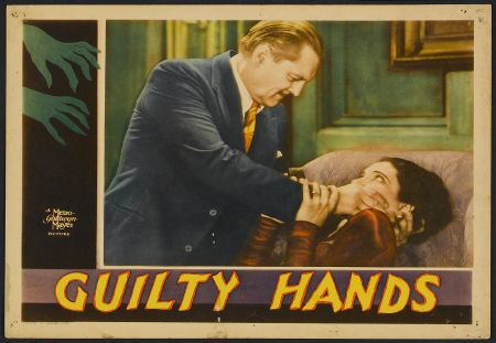 Guilty Hands Guilty Hands 1931 Toronto Film Society Toronto Film Society