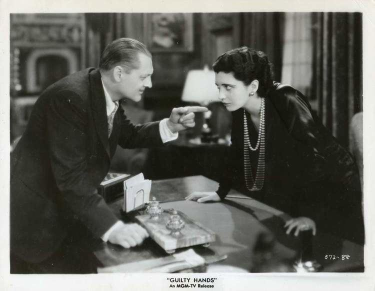 Guilty Hands Trouble In Paradise GUILTY HANDS 1931