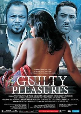 Guilty Pleasures (2009 film) movie poster