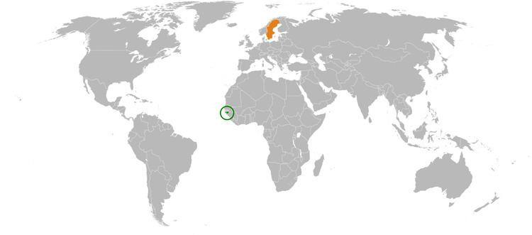 Guinea-Bissau–Sweden relations