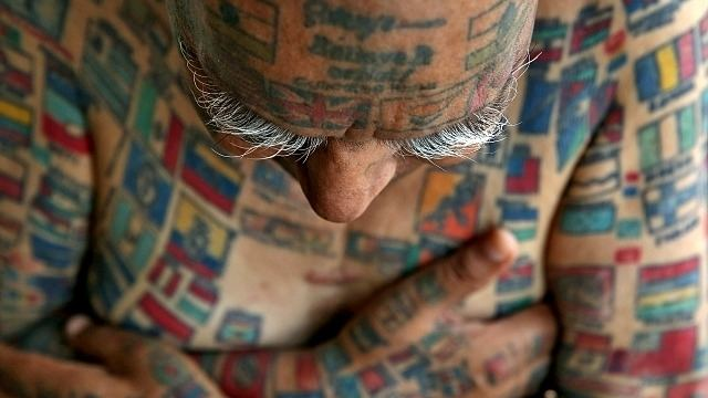Guinness Rishi Meet Guinness Rishi the man who got over 500 tattoos for a world