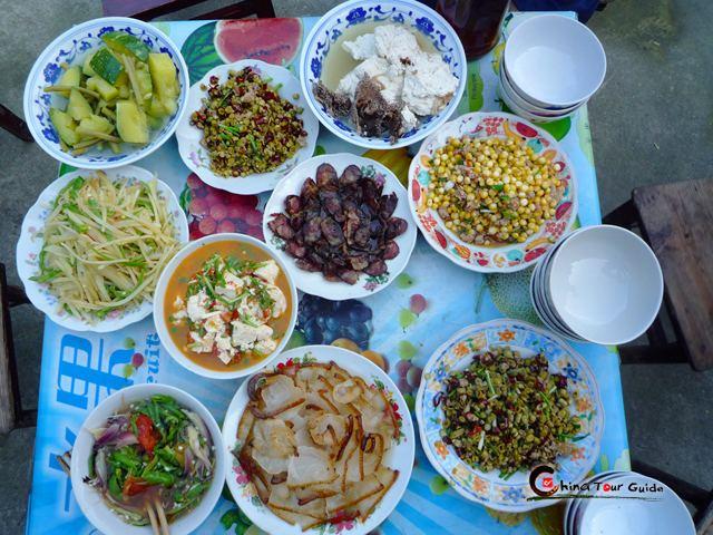 Guizhou Cuisine of Guizhou, Popular Food of Guizhou