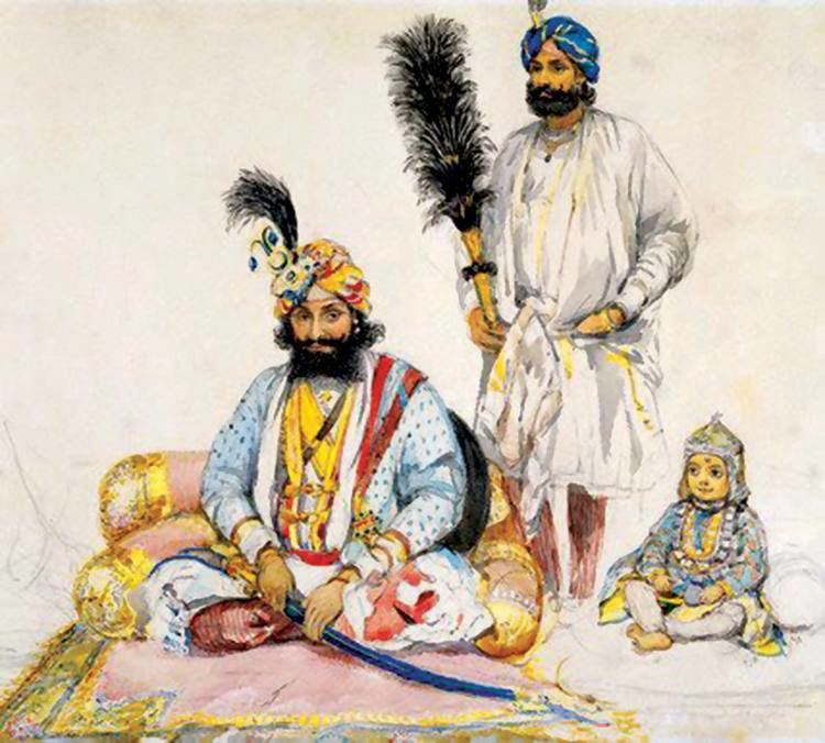 Gulab Singh The Day Kashmir Was Sold