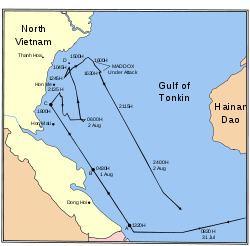 Gulf of Tonkin incident httpsuploadwikimediaorgwikipediacommonsthu