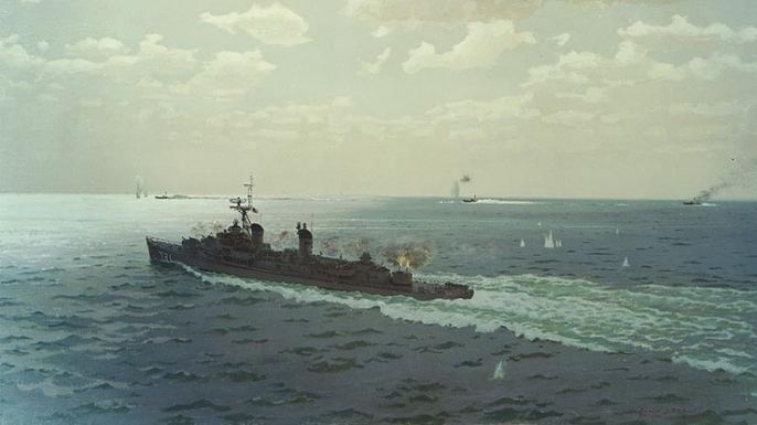 Gulf of Tonkin incident The Gulf of Tonkin Incident 50 Years Ago History in the Headlines
