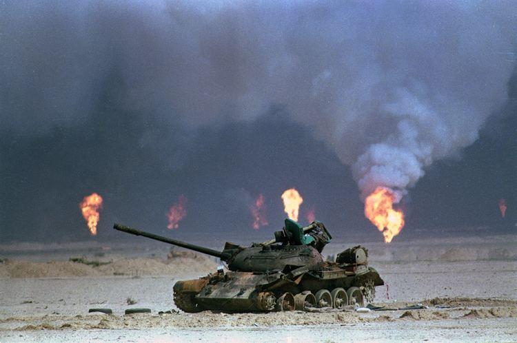 Gulf War Operation Desert Storm 25 Years Since the First Gulf War The Atlantic