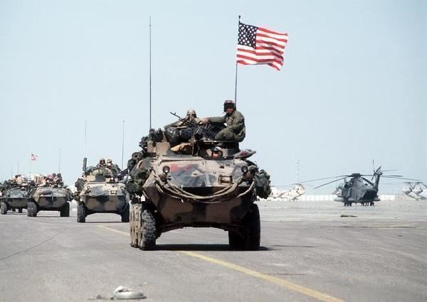 Gulf War The History Guy The Persian Gulf War 19901991