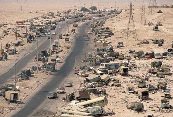 Gulf War Persian Gulf War 19901991 Britannicacom