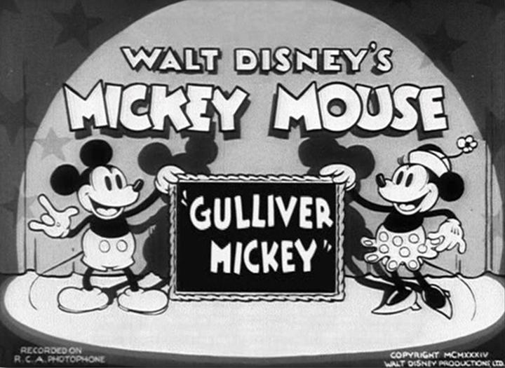 Gulliver Mickey Gulliver Mickey 1934 The Internet Animation Database