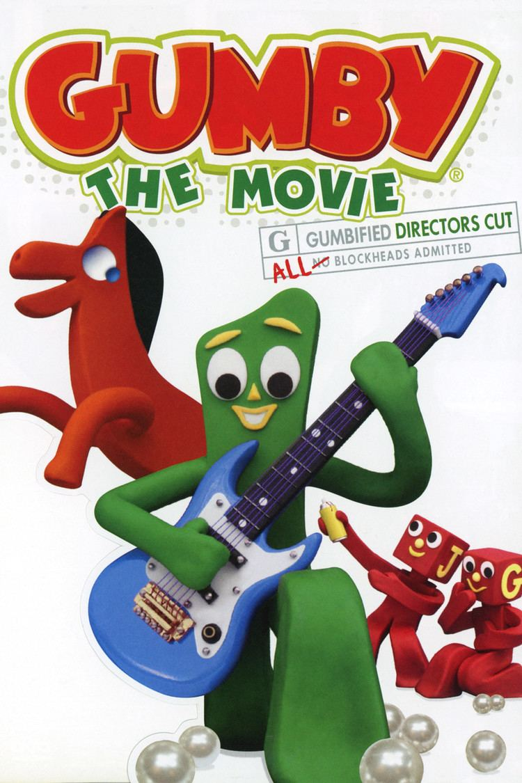 Gumby: The Movie wwwgstaticcomtvthumbdvdboxart17466p17466d