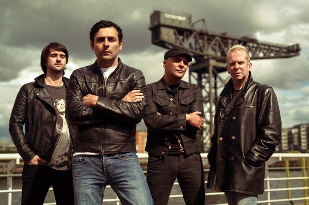 Gun (band) Scottish rockers Gun kick off their UK tour at the O2 Academy