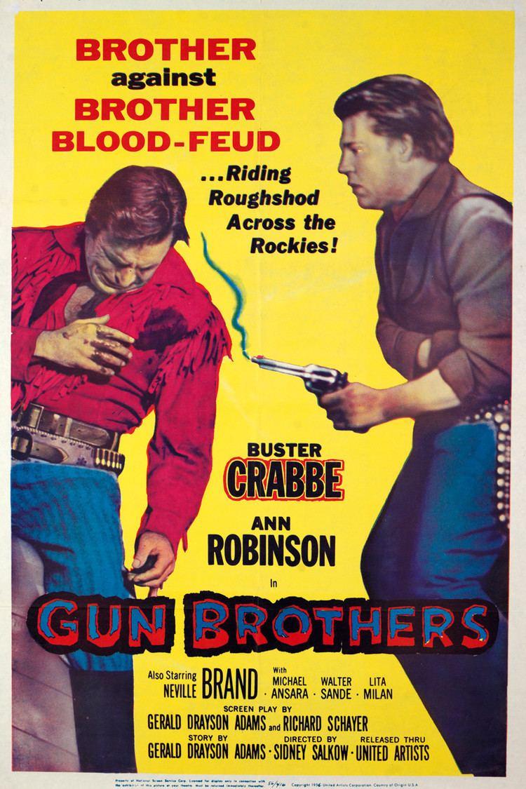 Gun Brothers wwwgstaticcomtvthumbmovieposters44168p44168