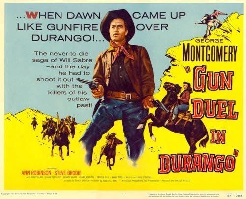 Gun Duel in Durango Lauras Miscellaneous Musings Tonights Movie Gun Duel in Durango