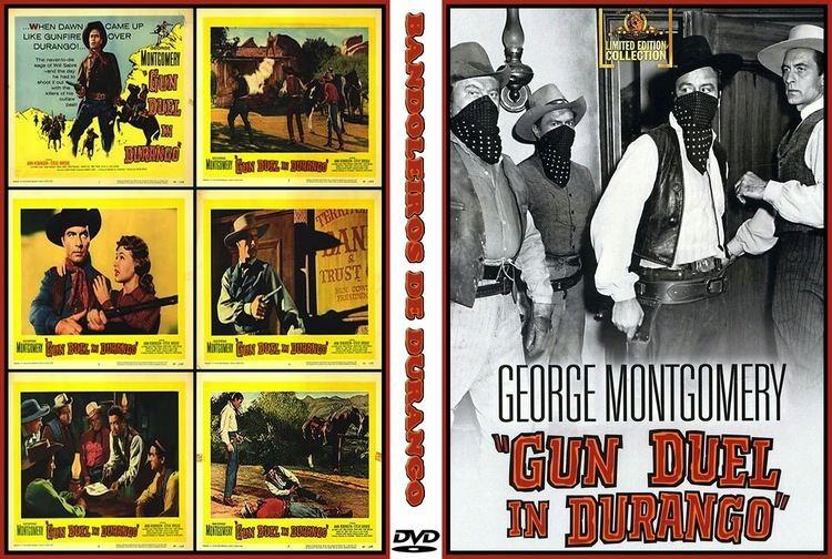 Gun Duel in Durango WESTERN SAGA GUN DUEL IN DURANGO