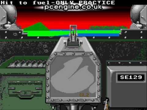 Gunboat (video game) PC Engine Gaming Gunboat YouTube