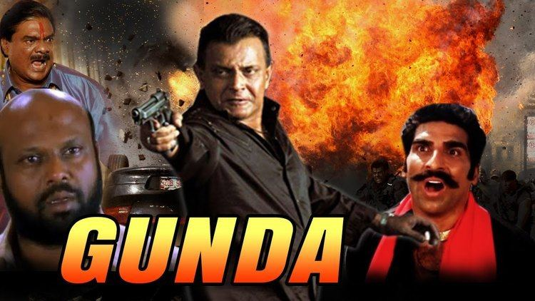 Gunda 1998 Full Hindi Movie Mithun Chakraborty Mukesh Rishi