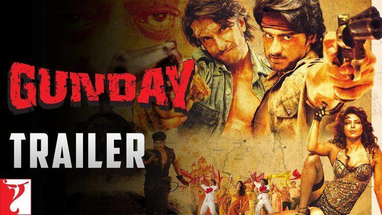Gunday Official Trailer Ranveer Singh Arjun Kapoor Priyanka
