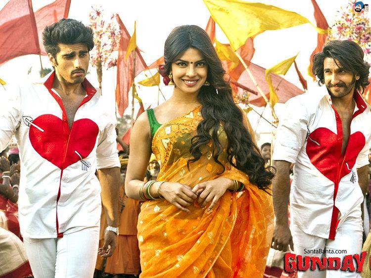Gunday Movie Wallpaper 2