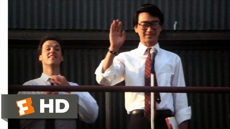 Gung Ho (film) Gung Ho 410 Movie CLIP Morning Exercises 1986 HD YouTube