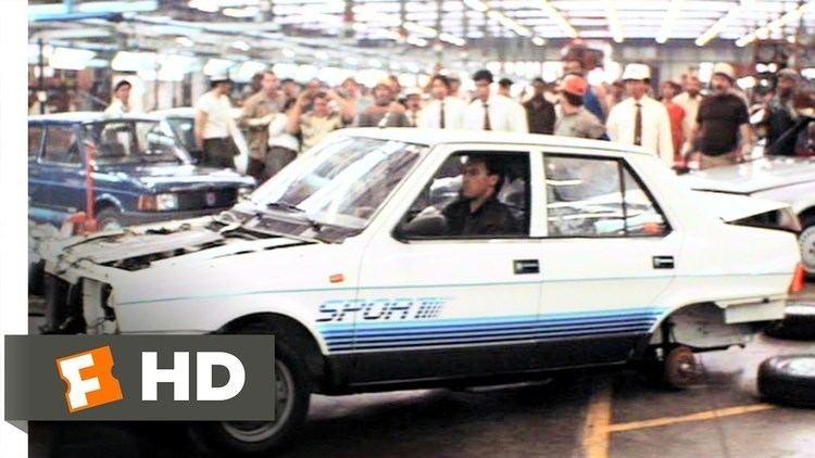 Gung Ho (film) Gung Ho 1010 Movie CLIP Hunts New Car 1986 HD YouTube