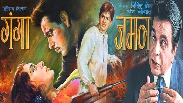Dilip Kumar Produced Only One Movie Ganga Jumna 1961 Dilip Kumar
