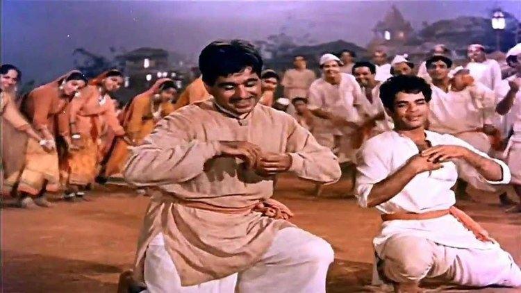 Nain Lad Jaye Hain To Manwa Ma Mohammad Rafi Ganga Jamuna 1961