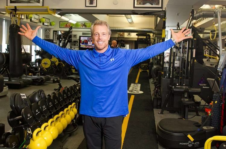 Gunnar Peterson Keeping fit with the Kardashians Gunnar Peterson