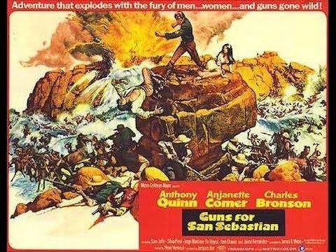 Guns for San Sebastian Guns for San Sebastian Suite YouTube