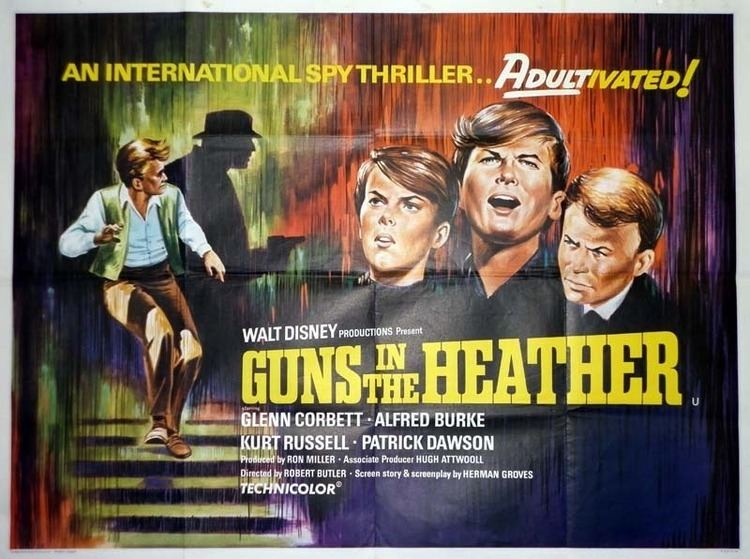 Guns in the Heather wwwmoviepostermemcomimagesproducts8830960e04