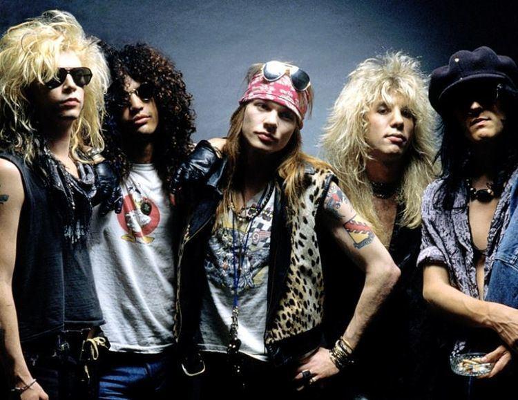 Guns N' Roses Guns N Roses Tou