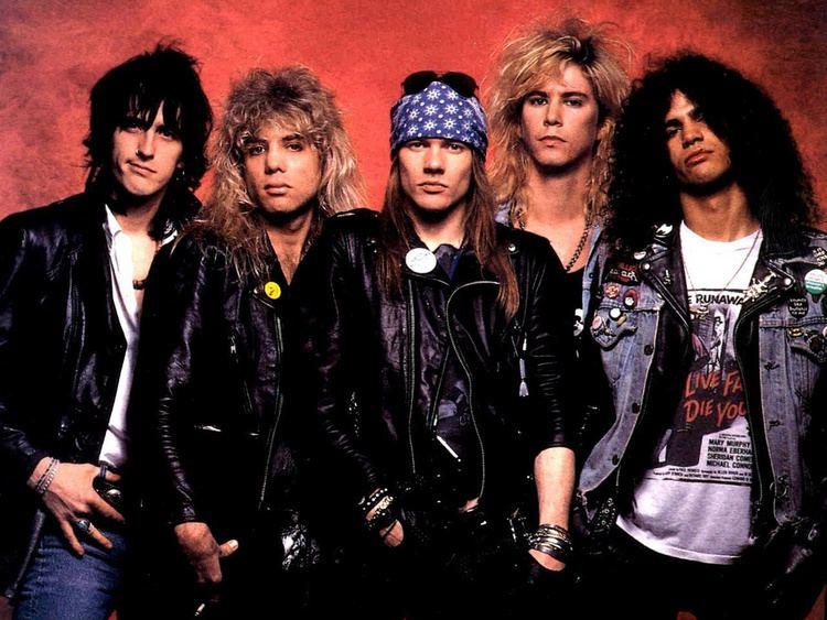 Guns N' Roses GUNS N ROSES X BBC4 Amplified