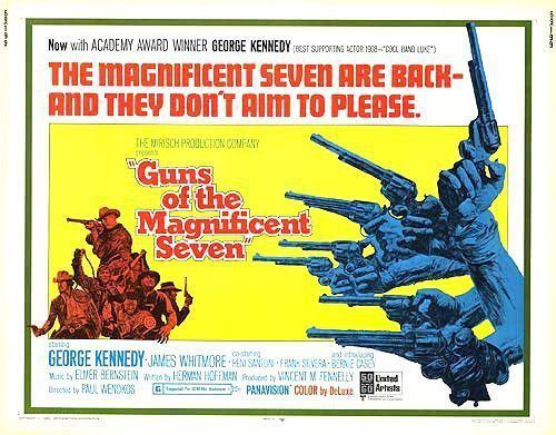 Guns of the Magnificent Seven GUNS OF THE MAGNIFICENT SEVEN 1969 review Keeping It Reel